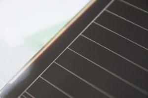 thin-film Si photovoltaic module